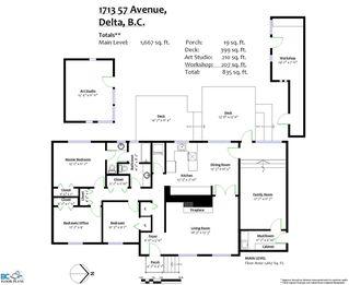 Photo 20: 1713 57 Street in Delta: Beach Grove House for sale (Tsawwassen)  : MLS®# R2203201