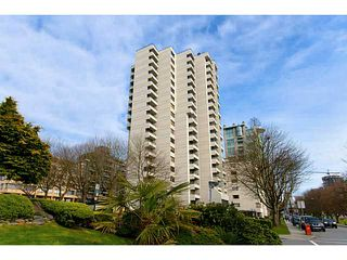 Photo 1: 1502 1995 BEACH Avenue in Vancouver: West End VW Condo for sale (Vancouver West)  : MLS®# V998549