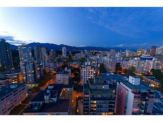 Photo 3: 1502 1995 BEACH Avenue in Vancouver: West End VW Condo for sale (Vancouver West)  : MLS®# V998549