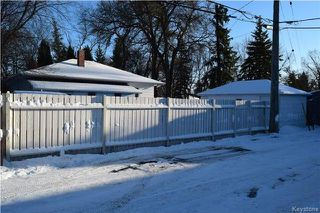 Photo 20: 201 EVELINE Street in Selkirk: R14 Residential for sale : MLS®# 1729582