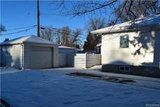 Photo 18: 201 EVELINE Street in Selkirk: R14 Residential for sale : MLS®# 1729582