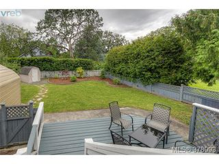 Photo 11: 1817 Newton Street in VICTORIA: SE Camosun Residential for sale (Saanich East)  : MLS®# 378993