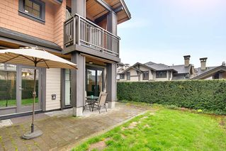 "Photo 18: 37 555 RAVEN WOODS Drive in North Vancouver: Roche Point Townhouse for sale in ""Signature Estates"" : MLS®# R2257283"