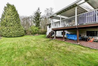 Photo 17: 8643 W TULSY Crescent in Surrey: Queen Mary Park Surrey House for sale : MLS®# R2257341