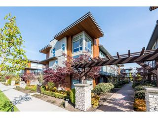 "Photo 1: 2 16223 23A Avenue in Surrey: Grandview Surrey Townhouse for sale in ""THE BREEZE"" (South Surrey White Rock)  : MLS®# R2260515"