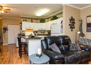 "Photo 5: 106 33502 GEORGE FERGUSON Way in Abbotsford: Central Abbotsford Condo for sale in ""Carina Court"" : MLS®# R2262879"