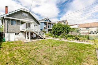 """Photo 3: 2540 TURNER Street in Vancouver: Renfrew VE House for sale in """"HASTINGS EAST"""" (Vancouver East)  : MLS®# R2288001"""