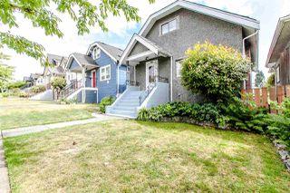 """Photo 2: 2540 TURNER Street in Vancouver: Renfrew VE House for sale in """"HASTINGS EAST"""" (Vancouver East)  : MLS®# R2288001"""