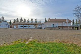 Photo 1: 322071A Range Road 244 Road: Rural Kneehill County Detached for sale : MLS®# C4215165