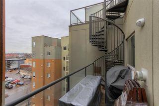Photo 20: 618 10235 112 Street in Edmonton: Zone 12 Condo for sale : MLS®# E4138407