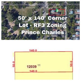 Photo 1: 12039 124 Street in Edmonton: Zone 04 Vacant Lot for sale : MLS®# E4141195