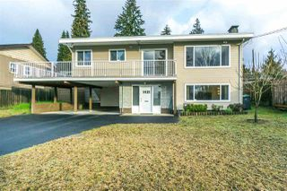 Photo 3: 1421 DALTON Court in Coquitlam: Central Coquitlam House for sale : MLS®# R2337356