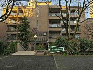 "Main Photo: 608 1080 PACIFIC Street in Vancouver: West End VW Condo for sale in ""CALIFORNIAN"" (Vancouver West)  : MLS®# R2344609"