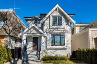 Main Photo: 3439 W 22ND Avenue in Vancouver: Dunbar House for sale (Vancouver West)  : MLS®# R2345175