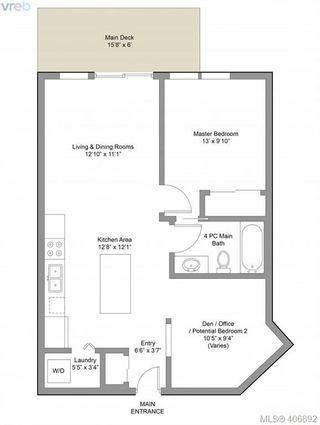 Photo 20: 202 3240 Jacklin Rd in VICTORIA: La Jacklin Condo Apartment for sale (Langford)  : MLS®# 808648