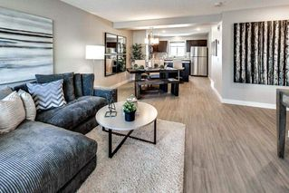 Photo 3: 70 1005 Graydon Hill Boulevard in Edmonton: Zone 55 Townhouse for sale : MLS®# E4149052