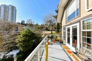 Photo 19: 213 25 RICHMOND Street in New Westminster: Fraserview NW Condo for sale : MLS®# R2357441