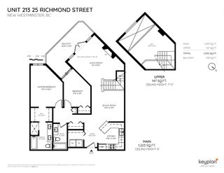 Photo 2: 213 25 RICHMOND Street in New Westminster: Fraserview NW Condo for sale : MLS®# R2357441