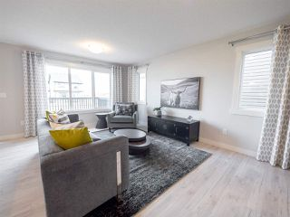 Photo 3: 256 Larch Crescent: Leduc House Half Duplex for sale : MLS®# E4152366