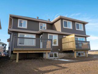 Photo 28: 256 Larch Crescent: Leduc House Half Duplex for sale : MLS®# E4152366