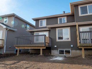 Photo 29: 256 Larch Crescent: Leduc House Half Duplex for sale : MLS®# E4152366