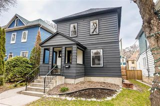 Photo 1: 758 Mulvey Avenue in Winnipeg: Crescentwood Residential for sale (1B)  : MLS®# 1911513