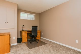 Photo 22: 22 420 HUNTERS Green in Edmonton: Zone 14 Townhouse for sale : MLS®# E4156465