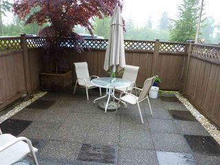 "Photo 16: 6 309 HIGHLAND Way in Port Moody: North Shore Pt Moody Townhouse for sale in ""HIGHLAND PARK"" : MLS®# R2372436"