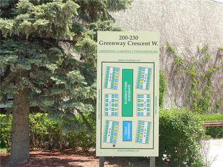 Photo 19: 301 212 Greenway Crescent West in Winnipeg: Condominium for sale (5H)  : MLS®# 1915236