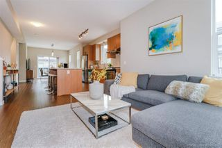 "Main Photo: 101 9566 TOMICKI Avenue in Richmond: West Cambie Townhouse for sale in ""WISHING TREE"" : MLS®# R2393005"