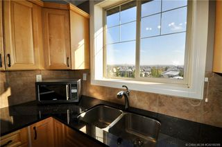 Main Photo: 414 69 Ironstone Drive in Red Deer: RR Ironstone Residential Condo for sale : MLS®# CA0180398