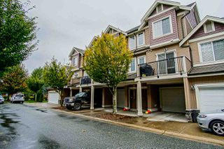 "Main Photo: 7 32792 LIGHTBODY Court in Mission: Mission BC Townhouse for sale in ""Horizons at Lightbody Court"" : MLS®# R2413241"