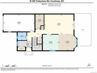 Photo 36: B 109 Timberlane Rd in COURTENAY: CV Courtenay West Half Duplex for sale (Comox Valley)  : MLS®# 827387