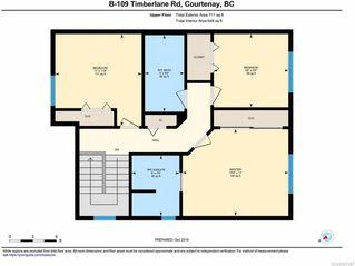Photo 37: B 109 Timberlane Rd in COURTENAY: CV Courtenay West Half Duplex for sale (Comox Valley)  : MLS®# 827387