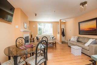 "Photo 5: 65 6588 SOUTHOAKS Crescent in Burnaby: Highgate Condo for sale in ""TUDOR GROVE SOUTH"" (Burnaby South)  : MLS®# R2471220"