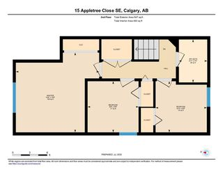 Photo 32: 15 APPLETREE Close SE in Calgary: Applewood Park Detached for sale : MLS®# A1012347