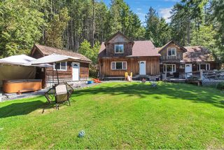 Photo 1: 687-689 Shawnigan Lake Rd in : ML Shawnigan House for sale (Malahat & Area)  : MLS®# 861405
