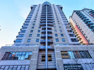 Main Photo: 1004 683 10 Street SW in Calgary: Downtown West End Apartment for sale : MLS®# A1057500