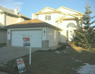 Photo 1:  in CALGARY: Arbour Lake Residential Detached Single Family for sale (Calgary)  : MLS®# C3155566