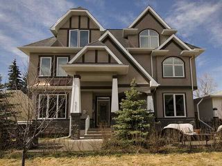 Main Photo: 1 523 34 Street NW in CALGARY: Parkdale Townhouse for sale (Calgary)  : MLS®# C3473184