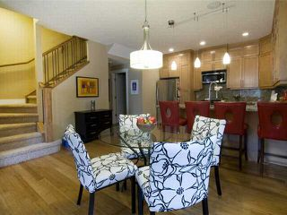 Photo 6: 1 523 34 Street NW in CALGARY: Parkdale Townhouse for sale (Calgary)  : MLS®# C3473184