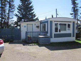 Photo 1: #16, 810 56 Street: Edson Mobile for sale : MLS®# 31766