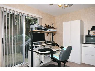 Photo 11: 3 1282 PITT RIVER Road in Port Coquitlam: Citadel PQ Townhouse for sale : MLS®# V1047221