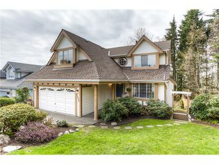 Main Photo: 1498 LANSDOWNE Drive in Coquitlam: Westwood Plateau House for sale : MLS®# V1058063