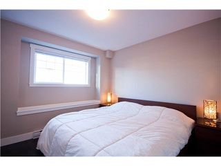 Photo 14: 7 838 ROYAL Avenue in New Westminster: Sapperton Townhouse for sale : MLS®# V1093536