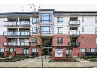 """Photo 1: 414 14358 60TH Avenue in Surrey: Sullivan Station Condo for sale in """"LATITUDE"""" : MLS®# F1433037"""