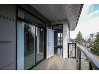 """Photo 15: 414 14358 60TH Avenue in Surrey: Sullivan Station Condo for sale in """"LATITUDE"""" : MLS®# F1433037"""