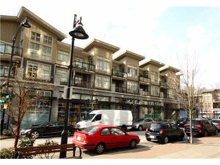 "Photo 1: 310 201 MORRISSEY Road in Port Moody: Port Moody Centre Condo for sale in ""Libra"" : MLS®# V1114109"