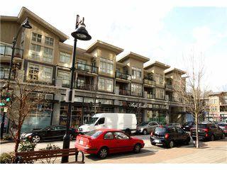 "Photo 1: 310 201 MORRISSEY Road in Port Moody: Port Moody Centre Condo for sale in ""Libra"" : MLS®# V1114109"