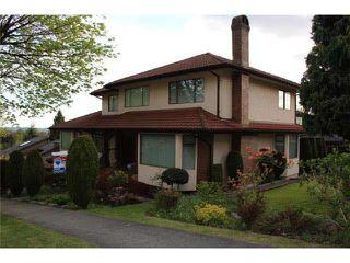 Main Photo: 1209 GLEN ABBEY Drive in Burnaby: Simon Fraser Univer. House for sale (Burnaby North)  : MLS®# V1116658